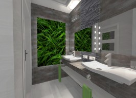 Wizualizacja 3D – Centro Muretto